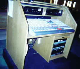 First United Methodist Church – Sound & Lighting Systems Photo 1