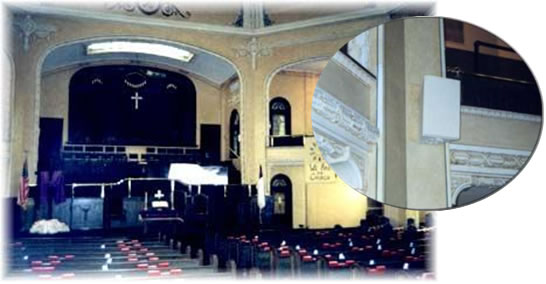 First United Methodist Church – Sound & Lighting Systems Photo 2