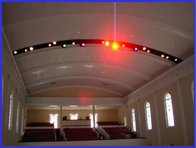 First Baptist Church - Lighting Systems Photo 3