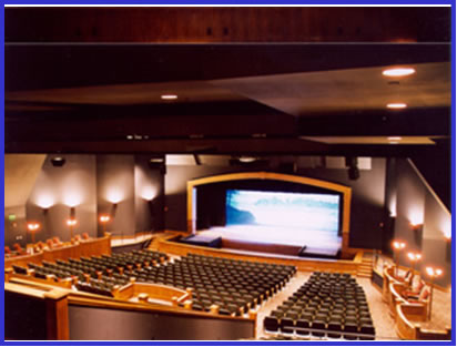 Cailloux Performing Arts Center – Sound, Video, Lighting, Rigging & Curtains Photo 2