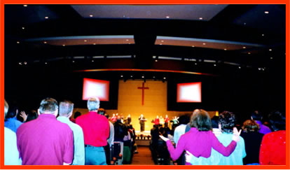 McKinney Bible Fellowship – Sound, Video, Lighting & Rigging Systems Photo 1