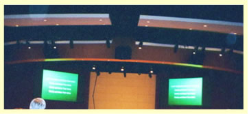 McKinney Bible Fellowship – Sound, Video, Lighting & Rigging Systems Photo 3