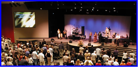The Oaks Fellowship - Sound, Video, Lighting & Rigging Systems Photo 3