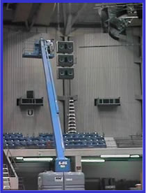 San Angelo Coliseum - Sound System Photo 2