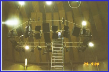 San Angelo Coliseum - Sound System Photo 3