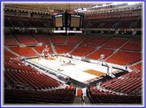 Texas Tech United Spirit Arena - Sound System Photo 3